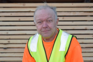 Operatør Øivind Lunde